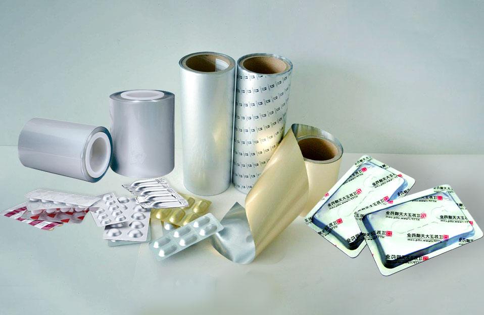 醫藥用鋁箔解決方案